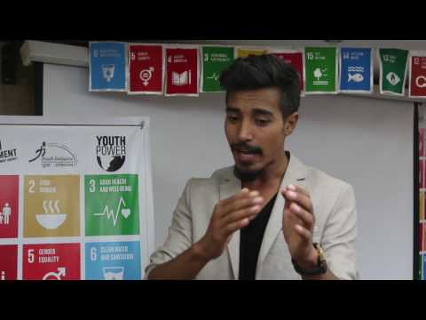 Interview with Abdus Miya (President of Youth Initiative)