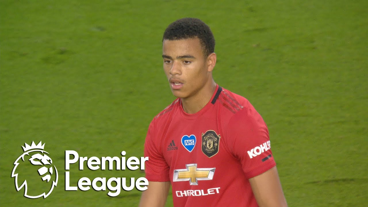 Mason Greenwood fires Manchester United in front of Brighton | Premier League | NBC Sports
