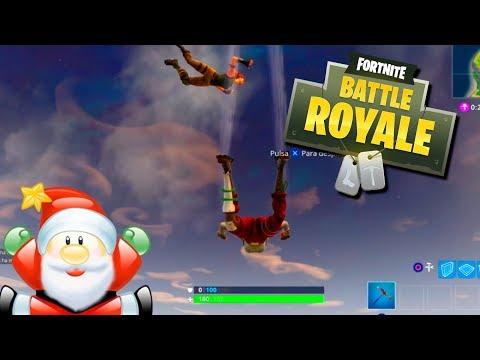 7 DÍAS para NAVIDAD!! FORTNITE: Battle Royale DIRECTO