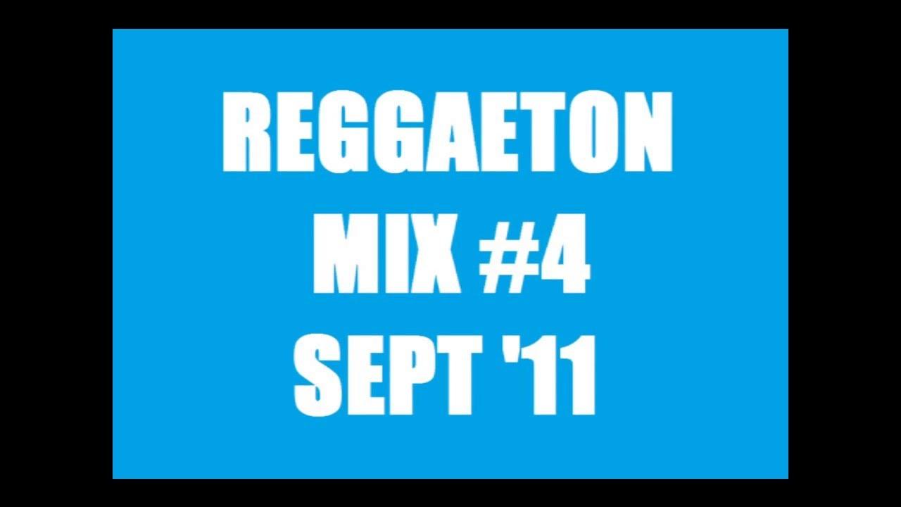 Download #4 REGGAETON Mix