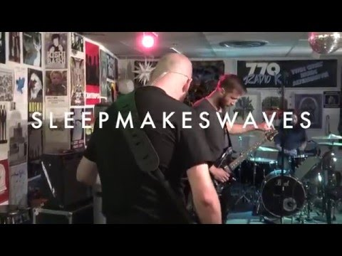 """sleepmakeswaves - """"In Limbs and Joints"""" (Live on Radio K)"""