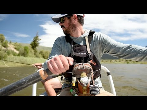 A River's Reckoning - Fly Fishing Colorado River - Trout Unlimited