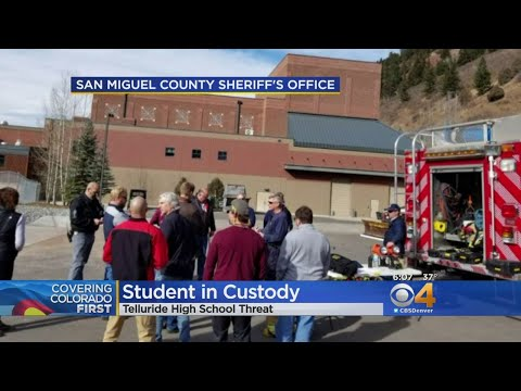 Telluride High School Students Return To Class
