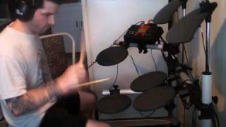 Paper Airplanes(Makeshift Wings) Drum Cover