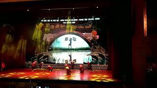 Nhảy vũ nông dân Hoạ mi vàng tỉnh Quảng Ninh - siêu hay
