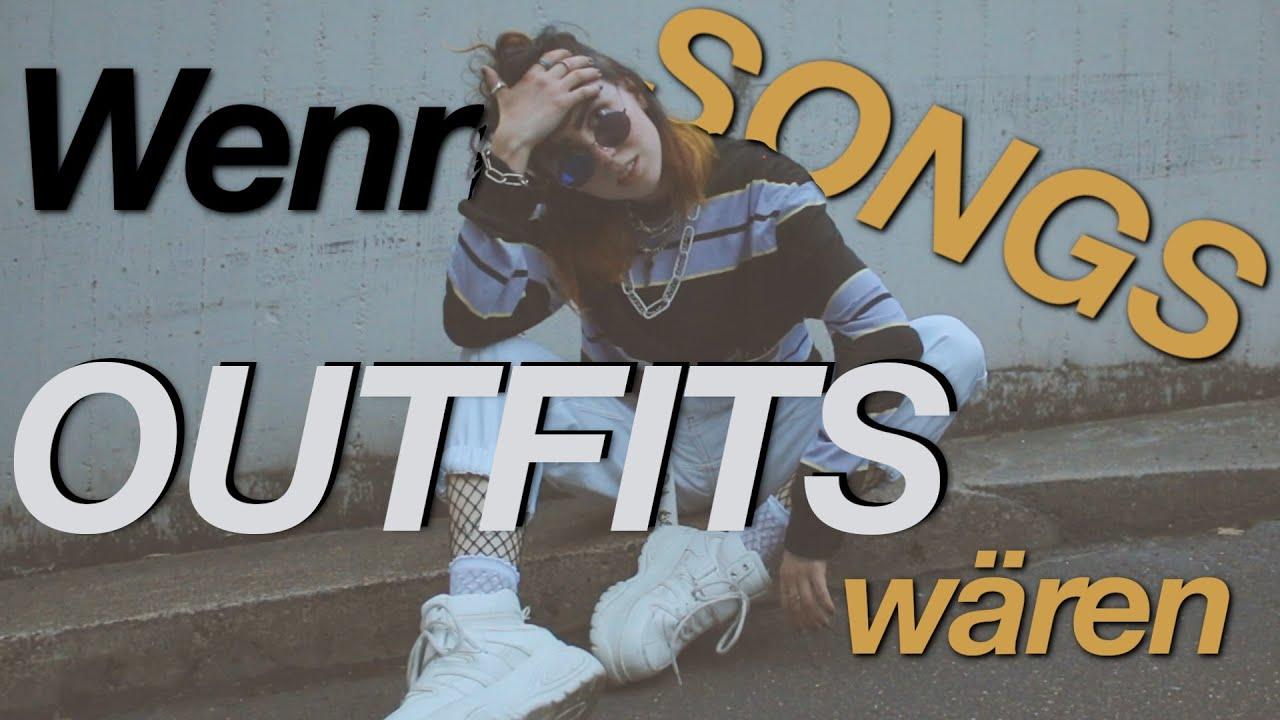 [VIDEO] - Was, wenn Songs Outfits wären? | PVRIS, Ed Sheeran Lookbook 1