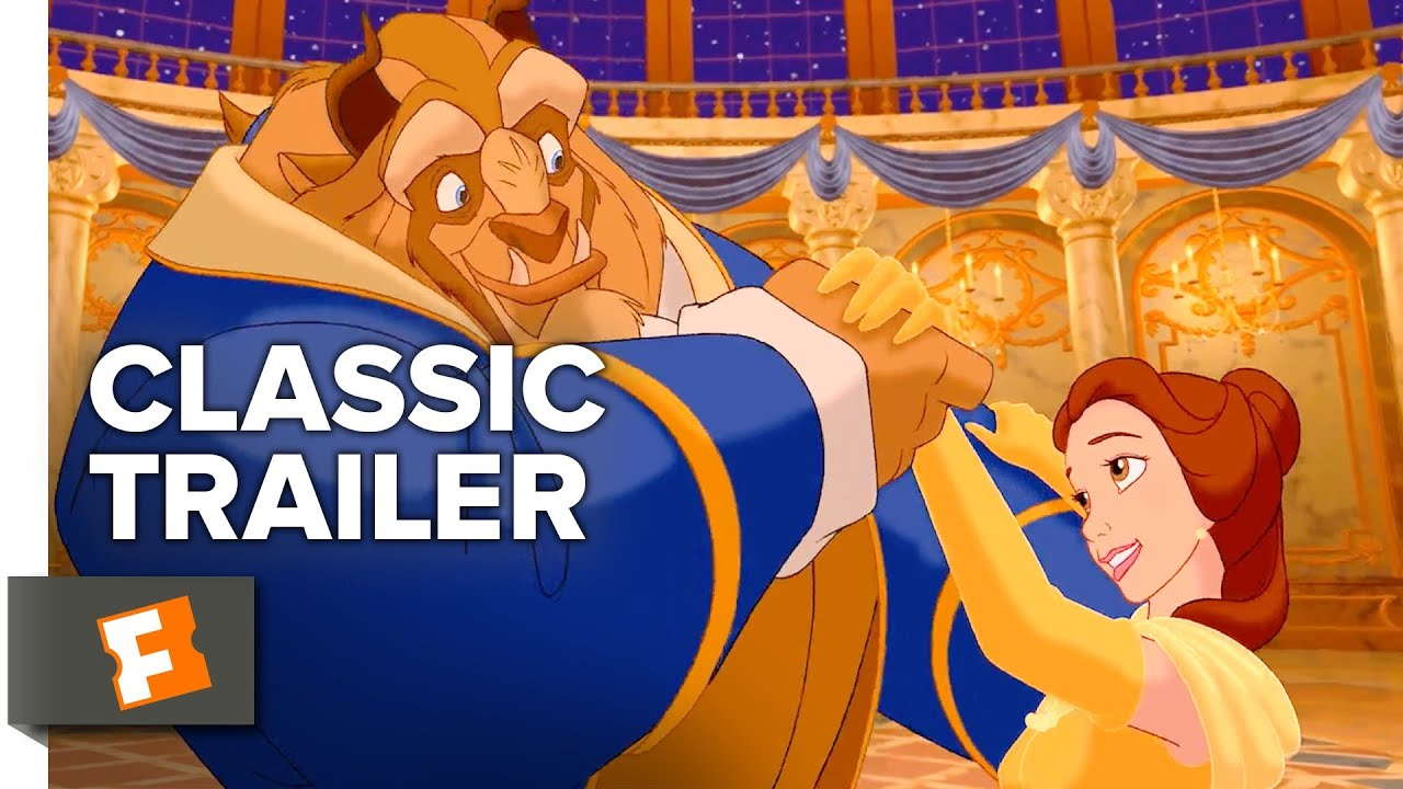 Download Beauty and the Beast (1991) Trailer #1 | Movieclips Classic Trailers