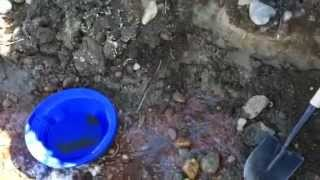 HOW TO FIND GOLD IN A CREEK!!! HOW TO FIND GOLD IN A STREAM!!