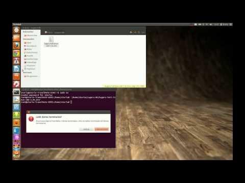 How to install.bin file in linux/ubuntu