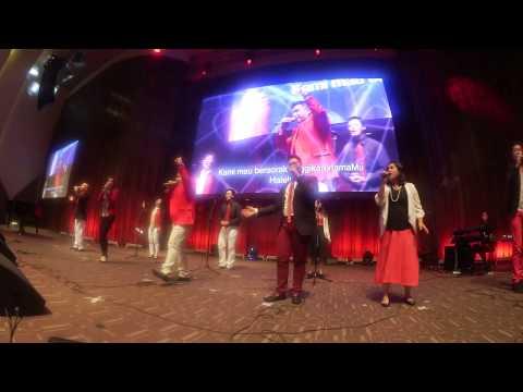 Soraklah Haleluya by Ruby Herman and team