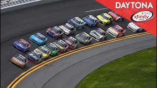 NASCAR XFINITY Series- Full Race -Coca-Cola Firecracker 250