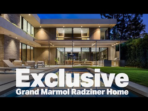 Santa Monica Canyon's Grand Marmol Radziner: 595 E Channel Road - Santa Monica 90402