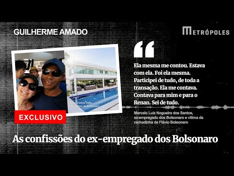 Ex-funcionário afirma que mansão onde mora Jair Renan Bolsonaro foi comprada em nome de laranja
