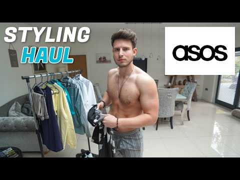 HUGE ASOS Summer Try-On Haul | Mens Outfit Idea's 2020