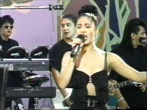 Selena Y Los Dinos - Si la Quieres