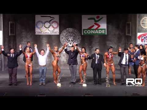 Ariadna Cervantes 1er lugar Bikini Wellness Novatas mas de 1 60 mts thumbnail