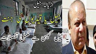 adiala jail kisi ha ; urdu docomantry on adiala jail