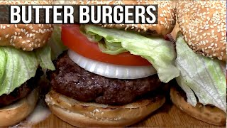 Butter Burgers recipe by the BBQ Pit Boys by : BBQ Pit Boys