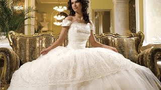 Красивые свадебные платья. Белое великолепие для невест!