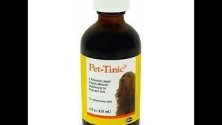 Pet Tinic Liquid