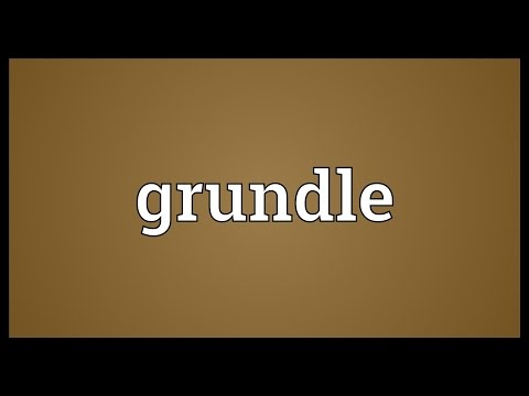 Grundle Meaning