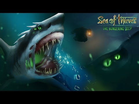 IT WAS REVEALED! - Sea Of Thieves - Hungering Deep Megalodon Boss, New Ship & Huge Content Update!
