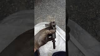 Замена рулевого наконечника на Audi A4