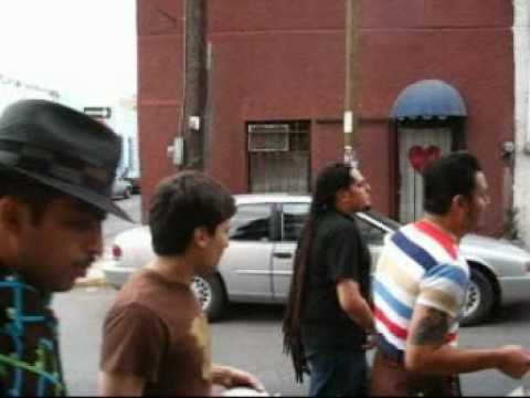 Rare Video Los Skarnales MTY MEX PACHUCO BOOGIE SOUND SYSTEM LINEUP
