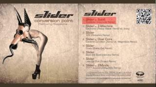 Slider Vs. Sub6 - SubSlider (Insomnia Remix) [TPDCD002]