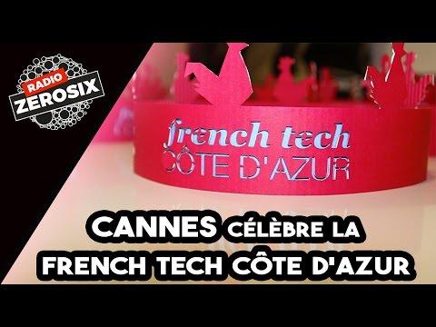 CANNES fête les ROIS et REINES de la FRENCH TECH CÔTE D'AZUR