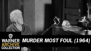 Murder Most Foul (1964) – Miss Marple Invents The Selfie Stick