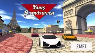 YARIŞ ŞAMPİYONASI 3D