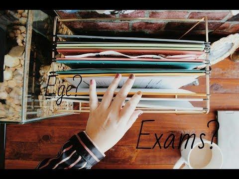 5#studyVlog Как Я Готовлюсь К ЕГЭ? Как Учиться на 5? Что Я Читаю? Домашний Влог