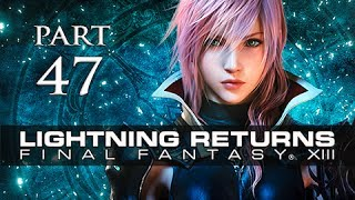 Lightning Returns Final Fantasy XIII Walkthrough Part 47- Temple of the Goddess