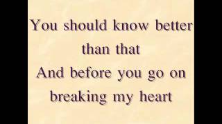 Andy Grammer - You Should Know Better Now(Lyrics)