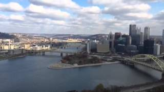 Pittsburgh Skyline from 6 Vantage Points!