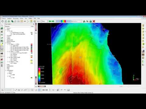 Webinar: Seismic Attribute Analysis in OpendTect 4.2