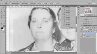 Основы реставрации фотографии (запись с мастер-класса)