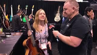 NAMM 2018 - Maegen Wells Guitars & Mandolins