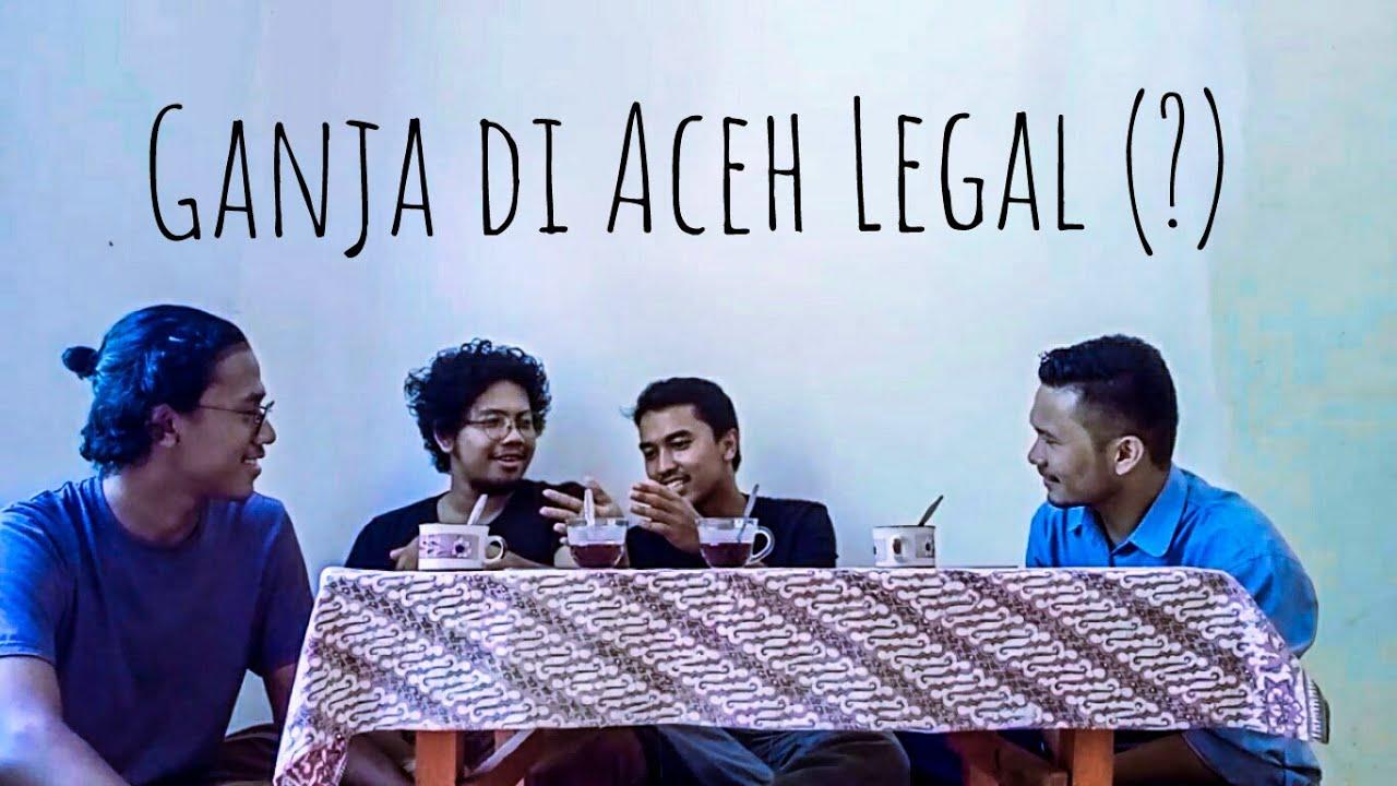 Ganja. Legal atau Ilegal? - YouTube