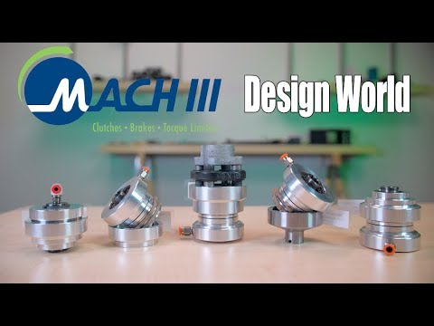 Design World review of Mach III clutch variations