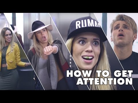 Thumbnail: HOW TO GET ATTENTION | Twan Kuyper