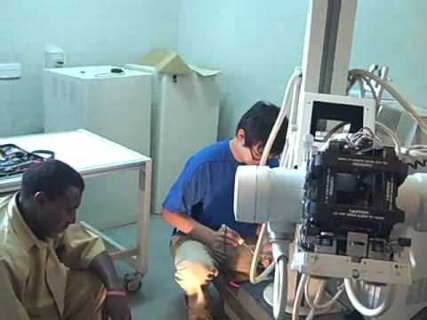A day at work in an African Hospital Xray edition YouTube – Medical Equipment Repairer