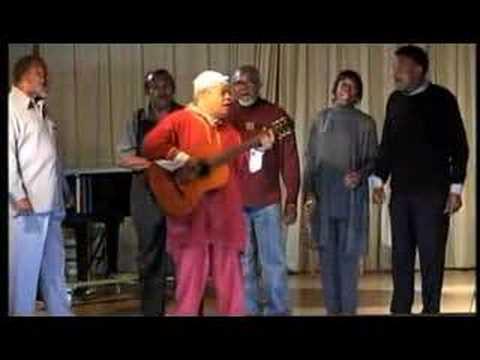 Odinga Oginga (SNCC Freedom Singers, Chicago 2007)