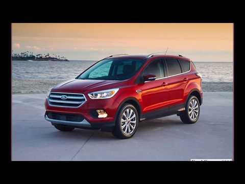 Ford Escape Hybrid | Ford Hybrid 2018 SUV Review - Big on power, features, and price