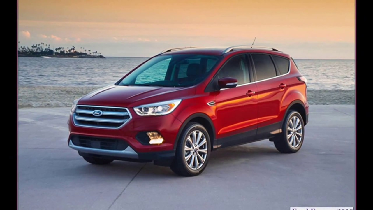 ford escape 2018 hybrid suv review big on power features and price youtube. Black Bedroom Furniture Sets. Home Design Ideas