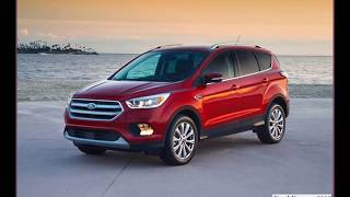 Ford Escape Hybrid   Ford Hybrid 2018 SUV Review - Big on power, features, and price