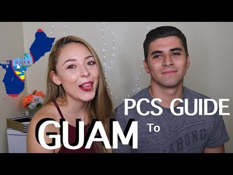 PCS Guide To Guam!!