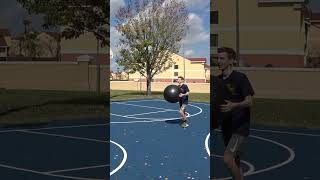 Trick Shots, but you only have 1 TRY... #shorts