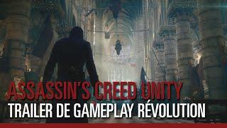 assassin s creed unity trailer de gameplay rvolution